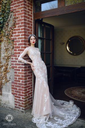 Wedding gown Ange Etoiles Alma