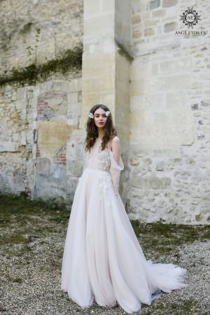 Wedding dress Ange Etoiles Antonia