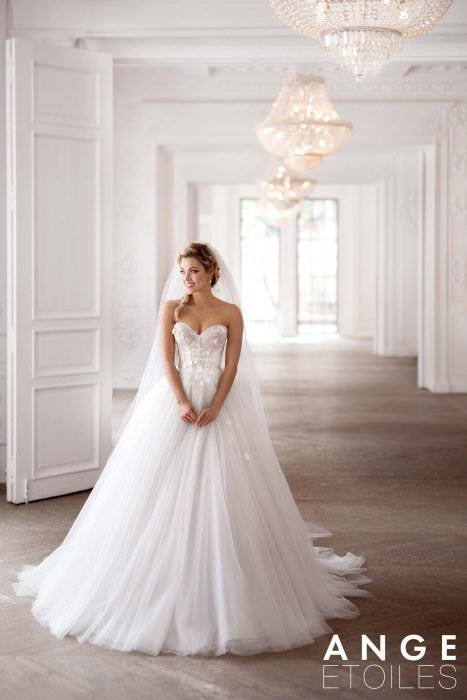 Wedding gown Ange Etoiles Elodi