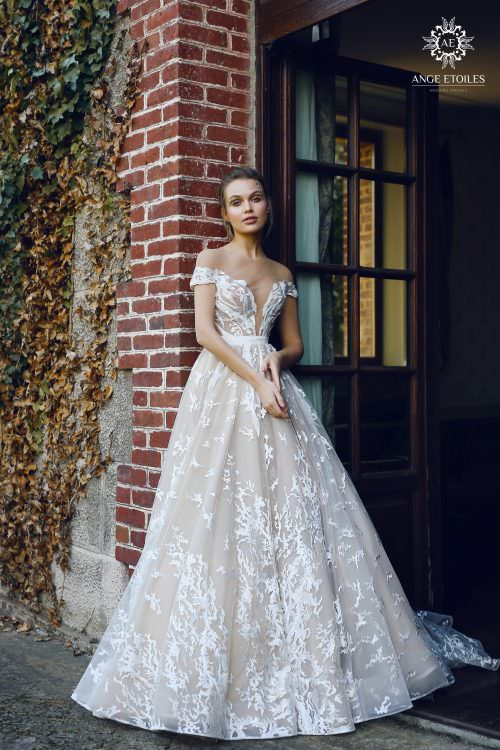 Wedding gown Ange Etoiles Etel