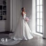 Wedding gown Ange Etoiles Fabian