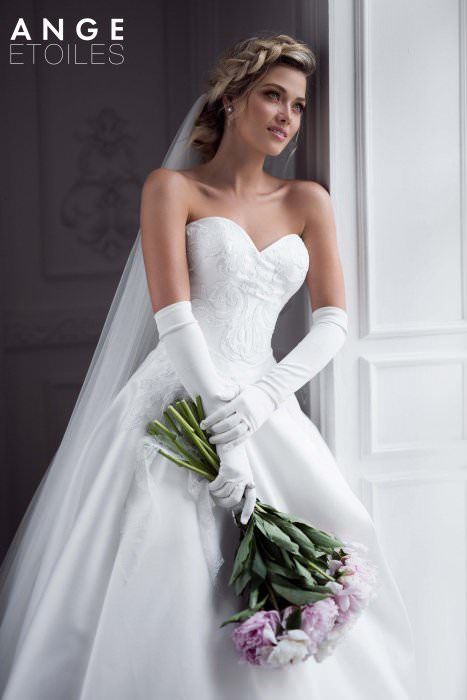 Wedding gown Ange Etoiles Fabian