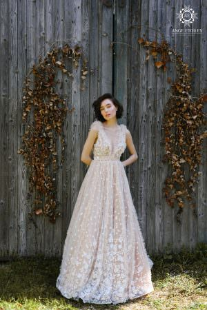 Wedding gown Ange Etoiles Fern