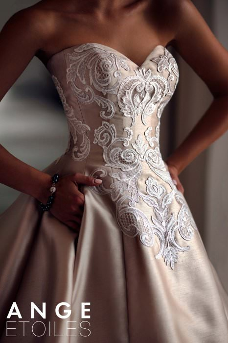Wedding gown Ange Etoiles Jade