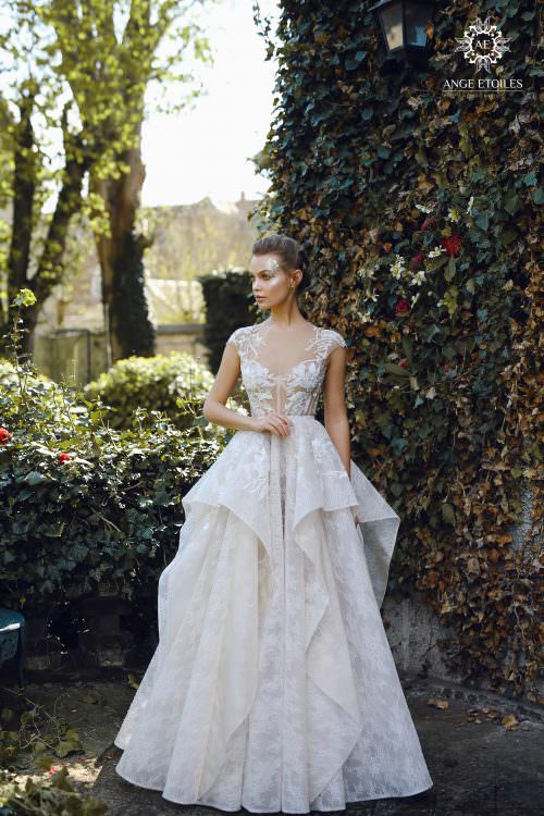 Wedding gown Ange Etoiles Janel
