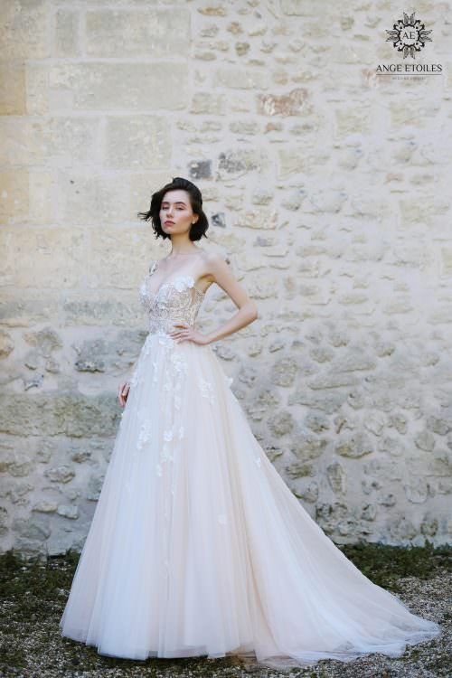Wedding gown Ange Etoiles Lilian
