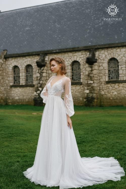 Wedding gown Ange Etoiles Luna