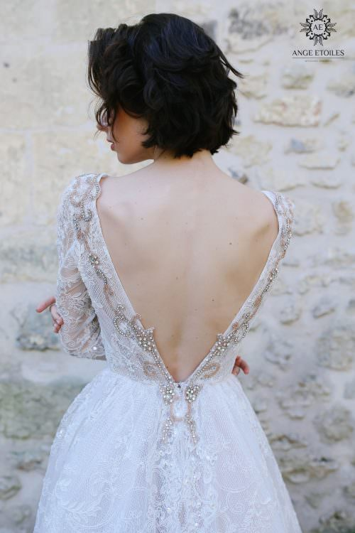 Wedding gown Ange Etoiles Olivia