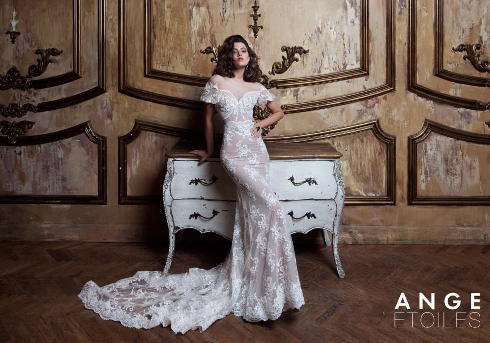 Wedding gown Ange Etoiles Rozeland