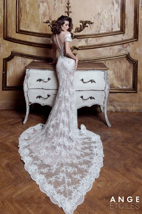 Wedding gown Ange Etoiles Rozeland