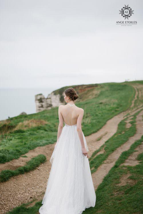 Wedding gown Ange Etoiles Seage