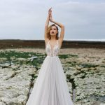 Wedding gown Ange Etoiles Tea