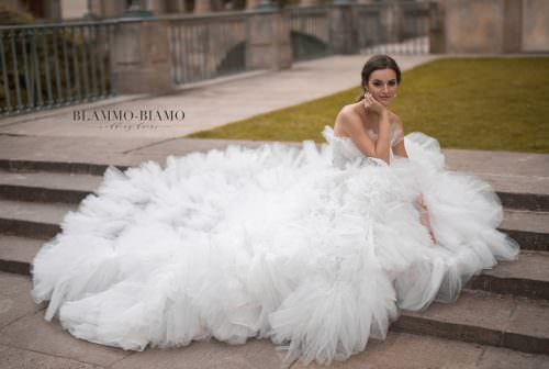 Wedding dress Blammo-Biamo Asta