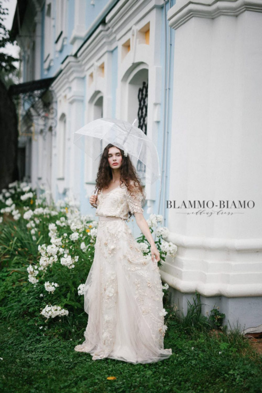 Wedding gown Blammo-Biamo Grinel