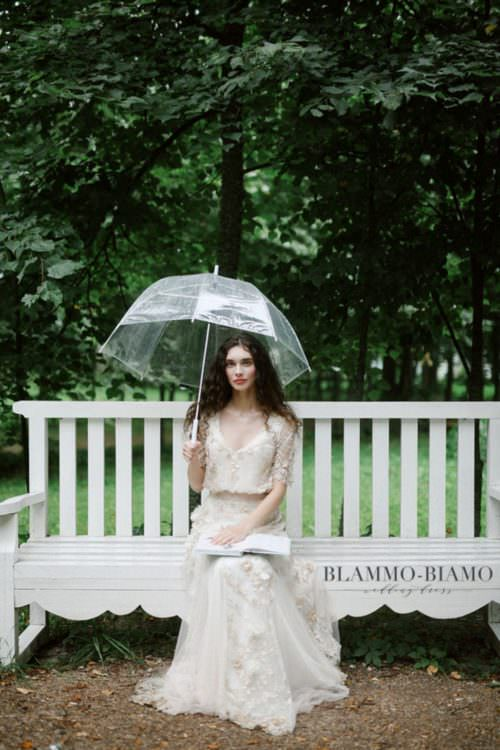 Wedding gown Blammo-Biamo Grinel