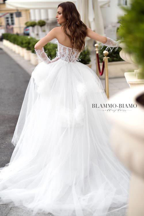 Wedding gown Blammo-Biamo Irid