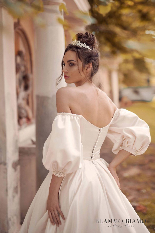 Wedding gown Blammo-Biamo Medea