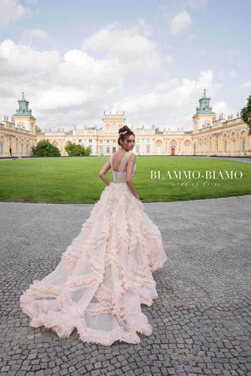 Wedding gown Blammo-Biamo Noel