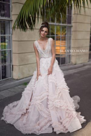 Wedding gown Blammo-Biamo Noel