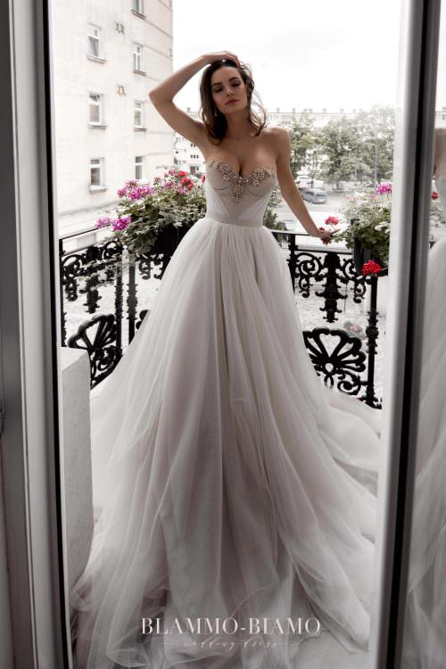 Wedding gown Blammo-Biamo Nora