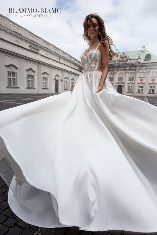 Wedding dress Blammo-Biamo Pina