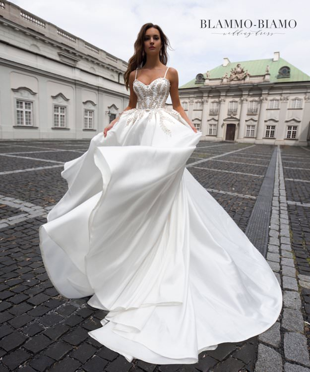 Pina Wedding Gown