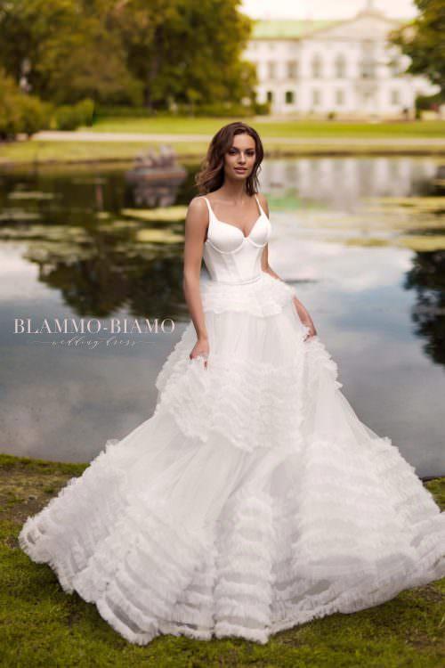 Wedding gown Blammo-Biamo Sabrina