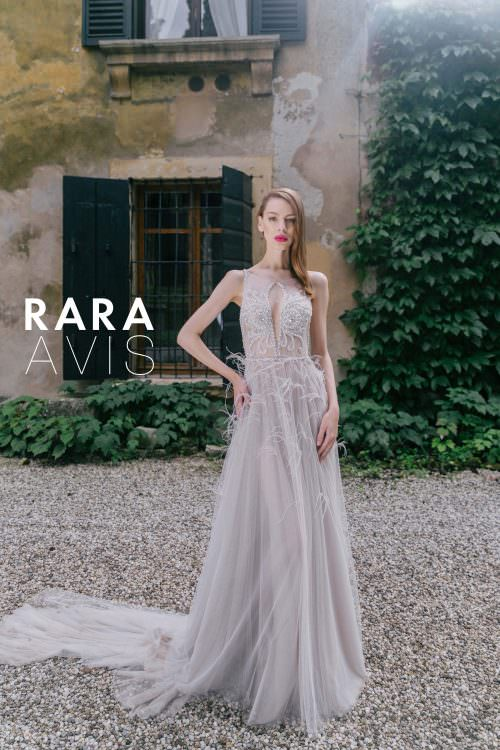 Wedding gown Rara Avis Adely