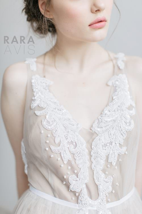 Wedding gown Rara Avis Agnez