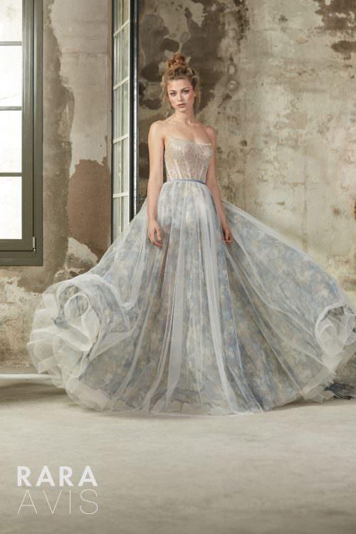 Wedding dress Rara Avis Beki