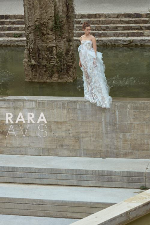 Wedding gown Rara Avis Bertel