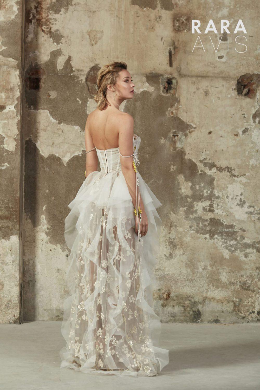 Wedding dress Rara Avis Bertel