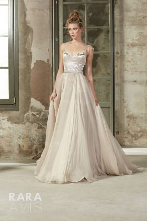 Wedding gown Rara Avis Deia
