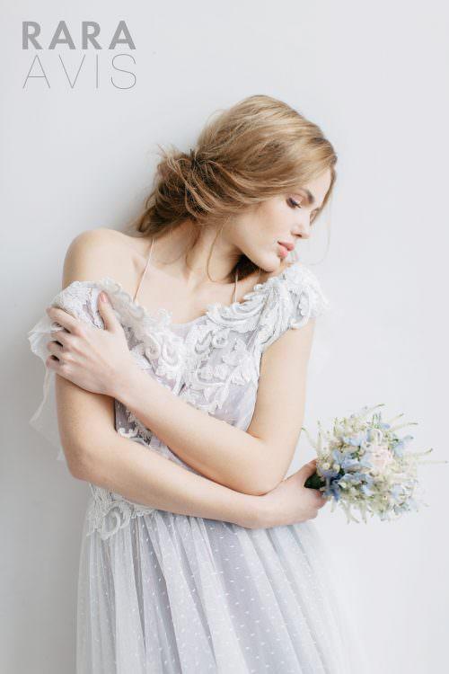 Wedding gown Rara Avis Delon