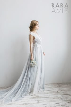 Wedding gown Rara Avis Delon