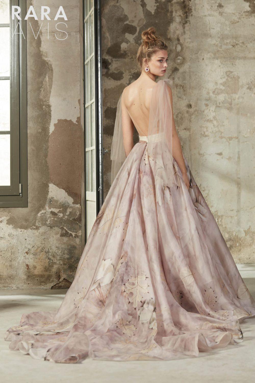 Wedding gown Rara Avis Elba