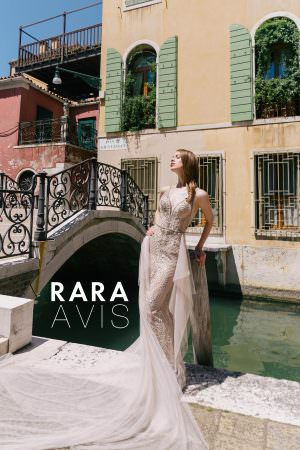 Wedding gown Rara Avis Ervin