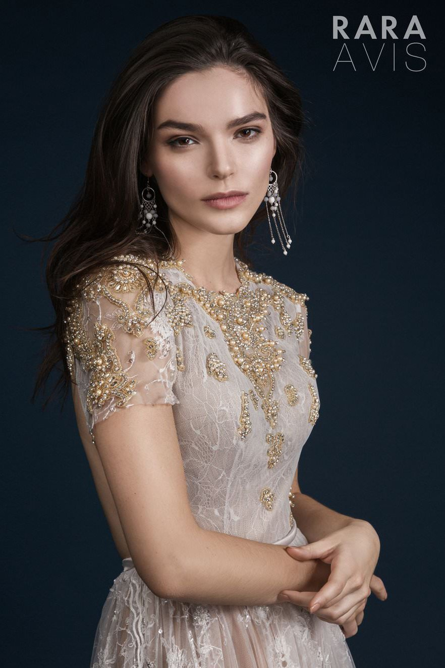 Wedding gown Rara Avis Ester