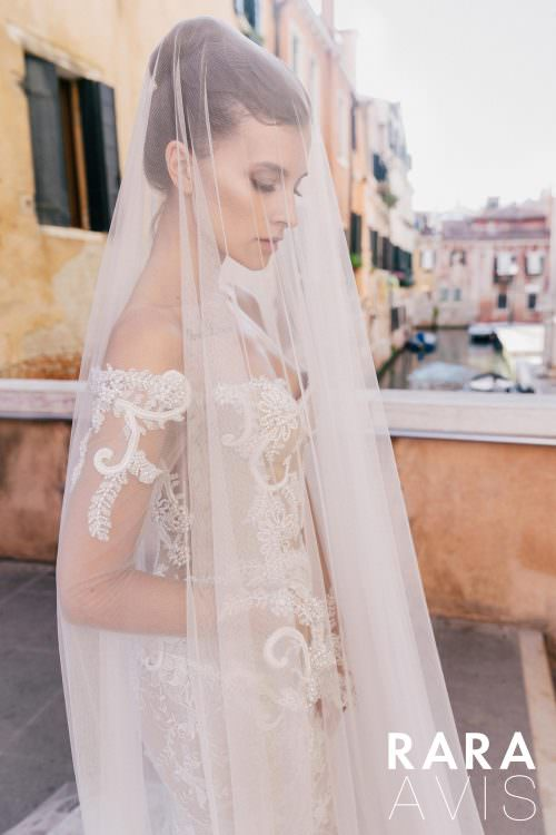 Wedding gown Rara Avis Gorjeta