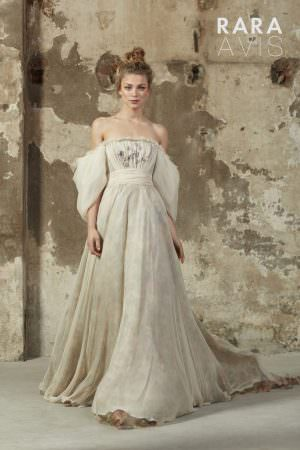 Wedding dress Rara Avis Hilori