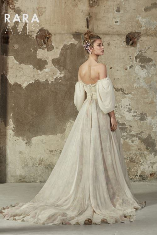 Wedding gown Rara Avis Hilori