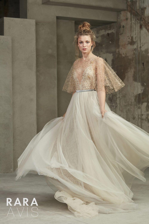 Wedding gown Rara Avis Holli