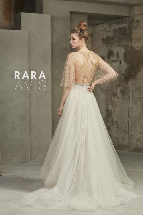 Wedding gown Rara Avis Holli