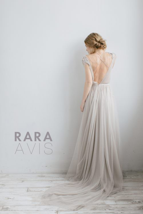 Wedding gown Rara Avis Ivanel