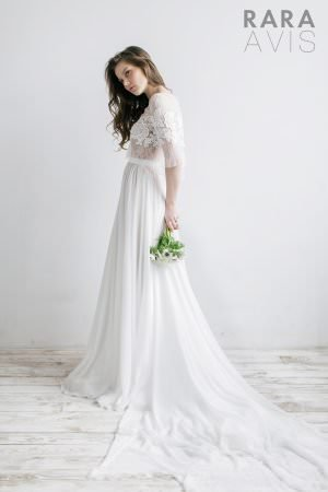 Wedding gown Rara Avis Ivis