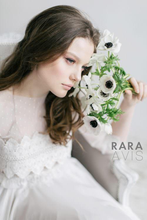 Wedding gown Rara Avis Ivis