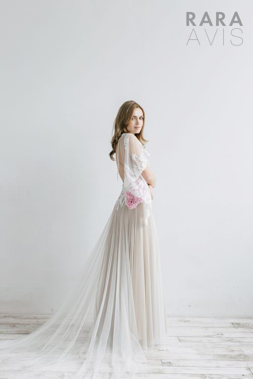 Wedding gown Rara Avis Jemma