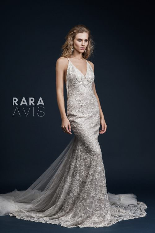 Wedding gown Rara Avis Khalisi