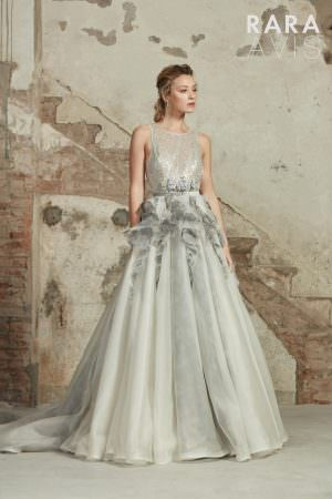 Wedding gown Rara Avis Lavin