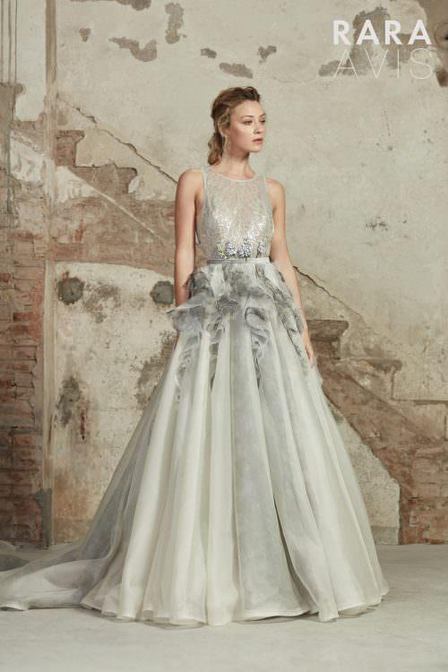Wedding gown Rara Avis Lavin